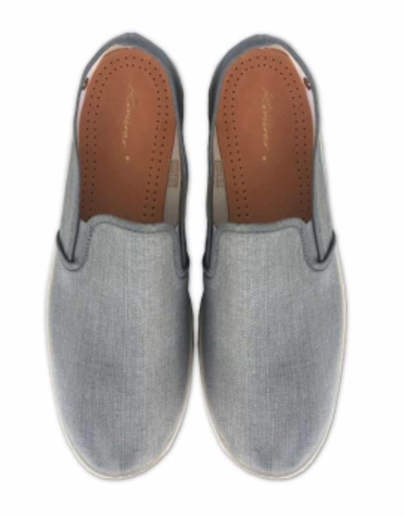 Rivieras Gris Jean Color Shoes