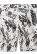 Onia White Marble Calder Trunk 7.5'