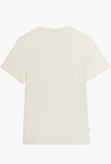 Onia Solid Off White Chad SS Tee