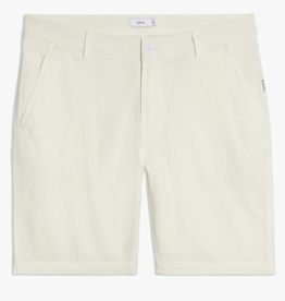 Onia Solid White Austin Shorts