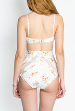 Zimmermann Floating Bouquete Heathers Pintuck Lace