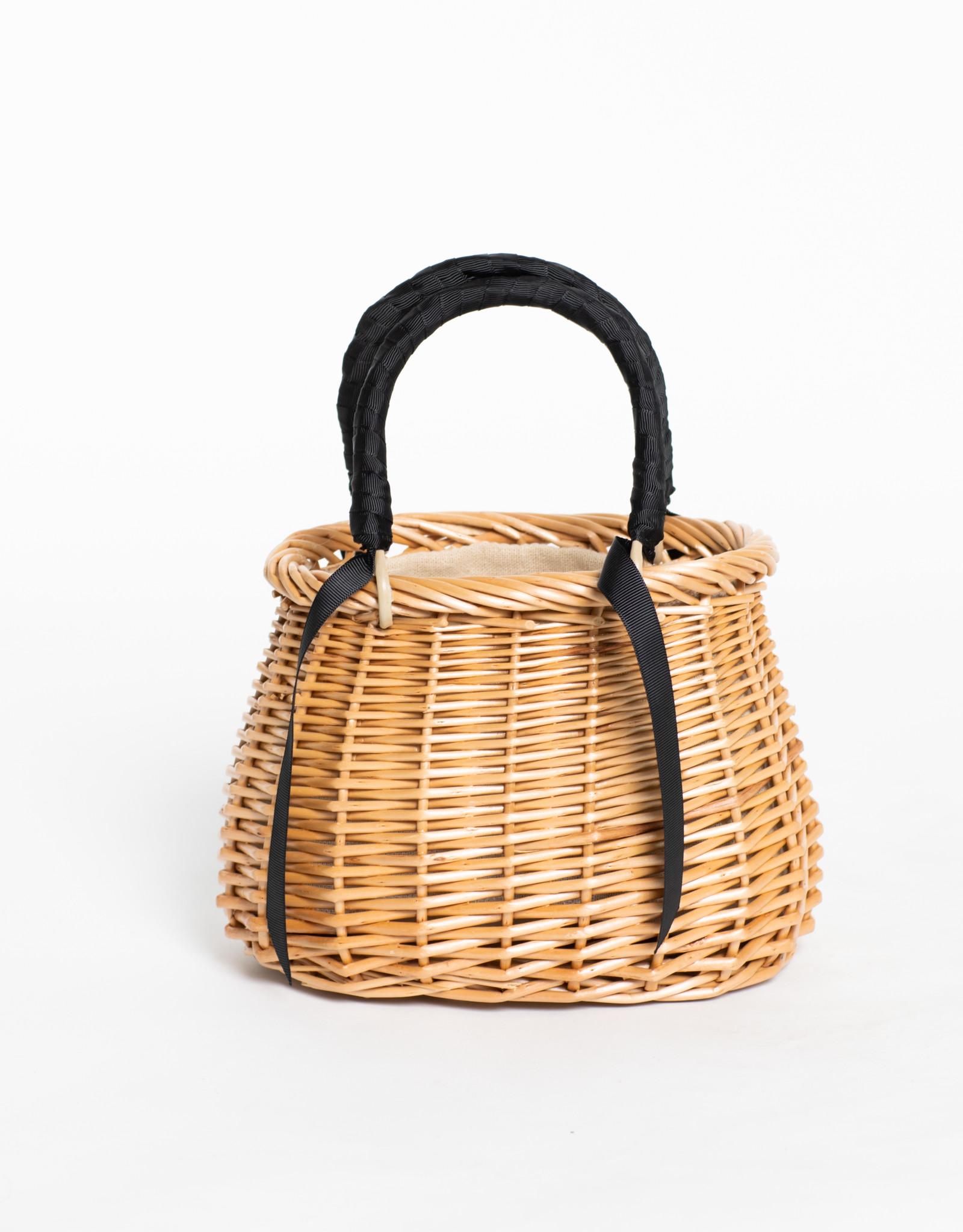 Hat Attack Natural Sophia Basket