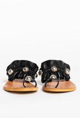 Cocobelle Black Abigail Sandals