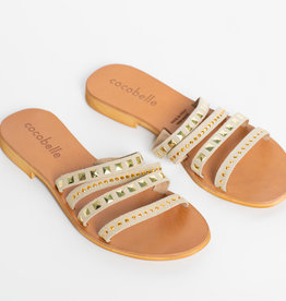 Cocobelle Natural Cefalu Sandals
