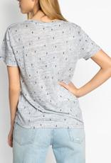 Rails Heathers Grey Cactus Cara T-Shirt