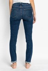 Paige Hoxton Addax Destructed Denim Ultra Skinny Jeans