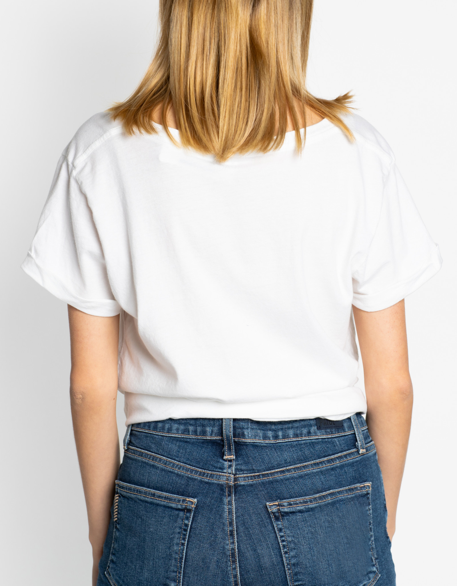 Lspace White Salty Tee