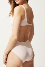 Solid & Striped Ballet Rib Bailey One Piece