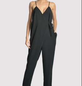 Lenny Niemeyer Black Transpassed Jumpsuit