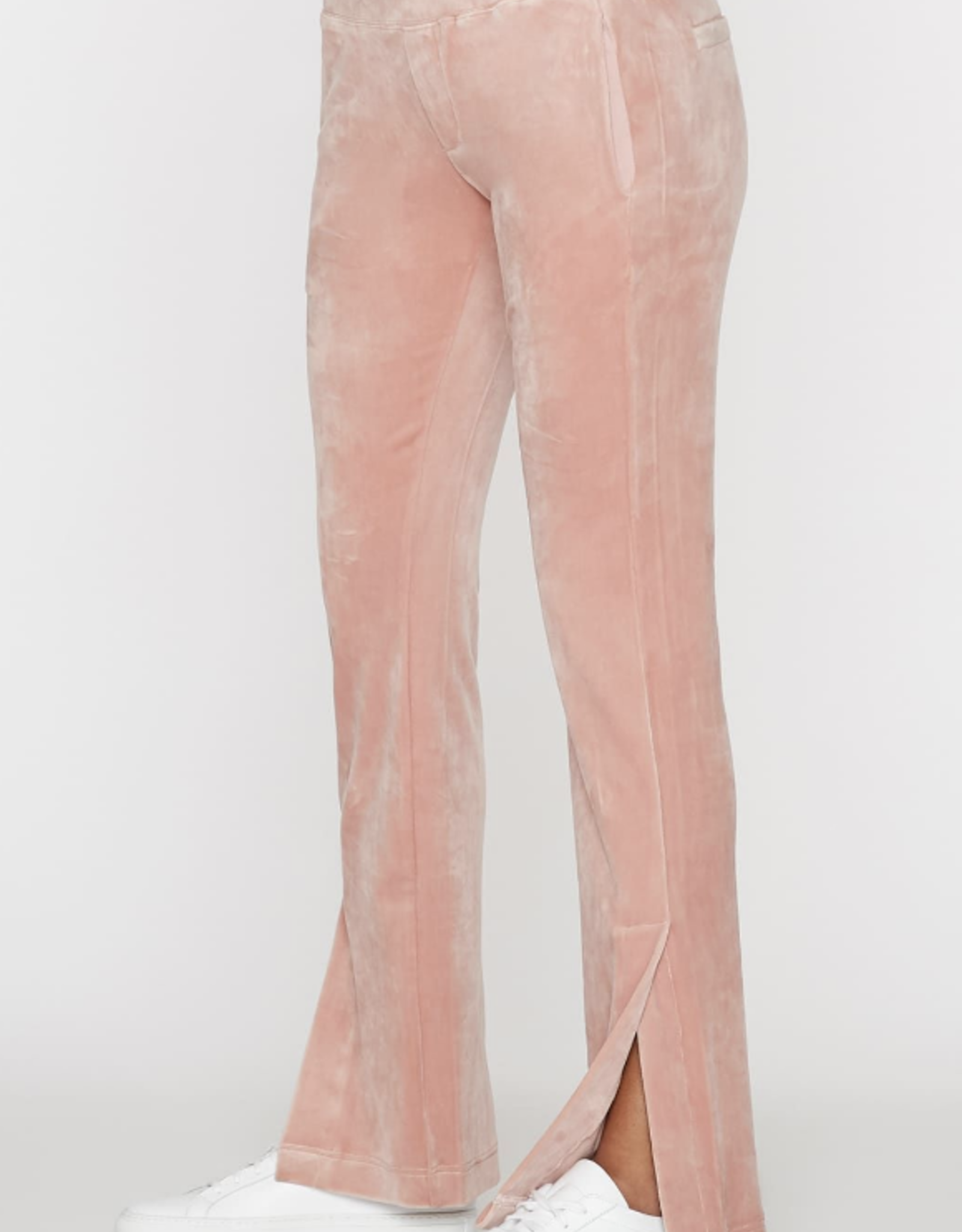 Pam & Gela Pink Track Pant w/Vents