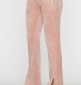 Pam & Gela Pink Track Pant w/Vents