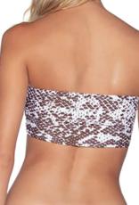 Maaji Ocean Bandeau And Thin Side Reversible Bikini