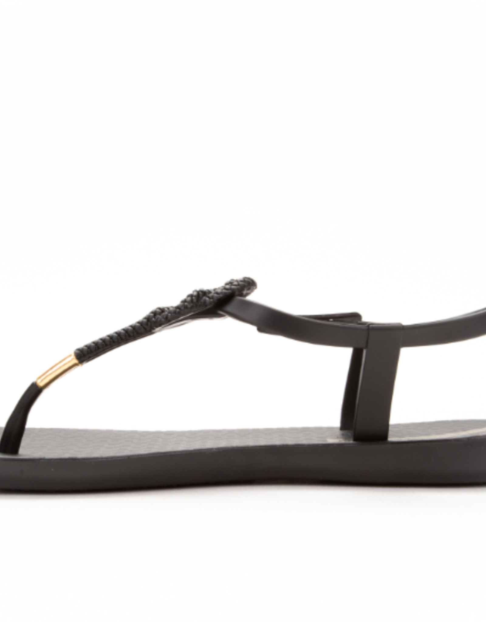 Ipanema Black Mara Sandals