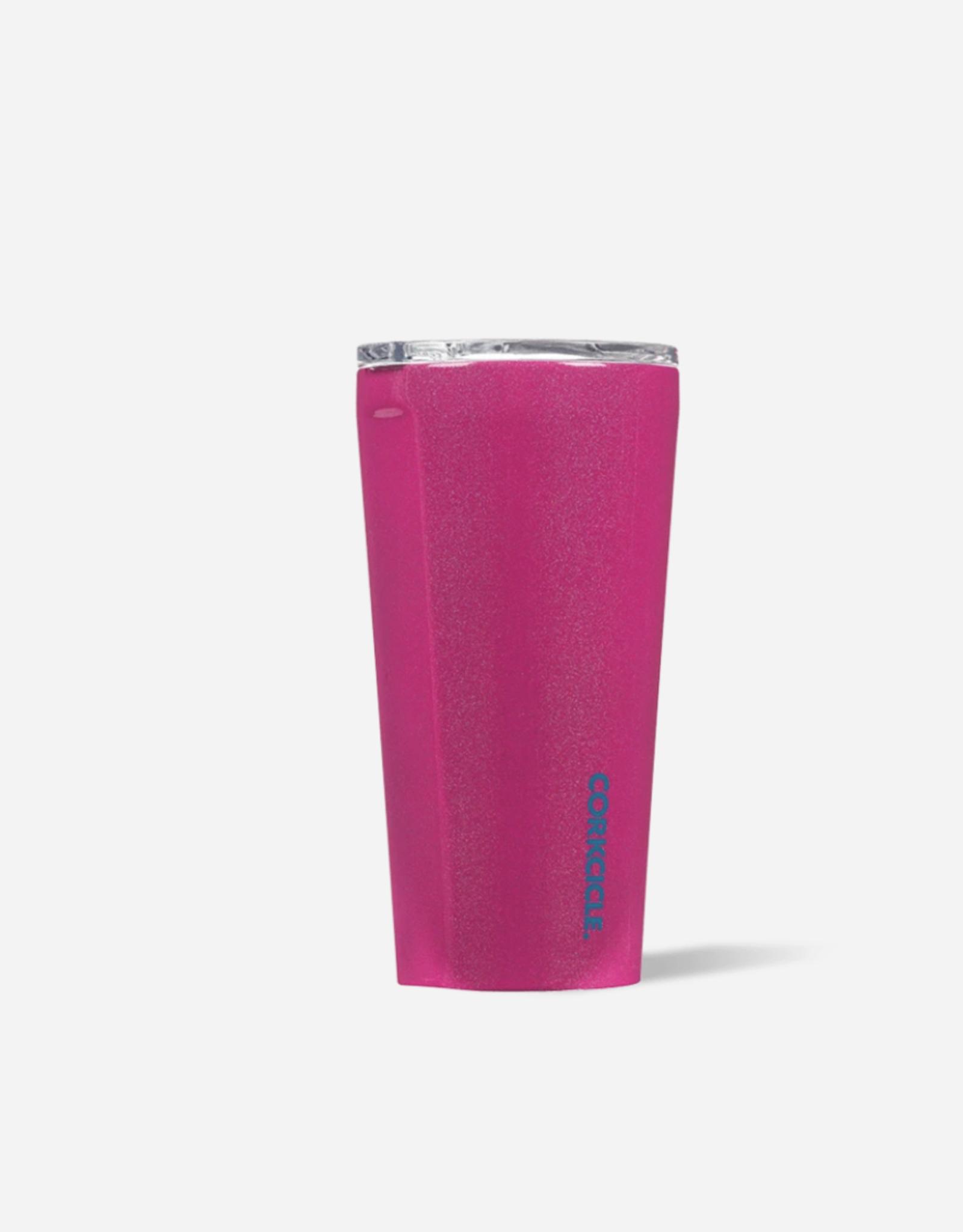 Corkcicle Pink Dazzle Tumbler 16 OZ