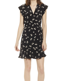 Rails Black Cream Cherries Leanne Dress