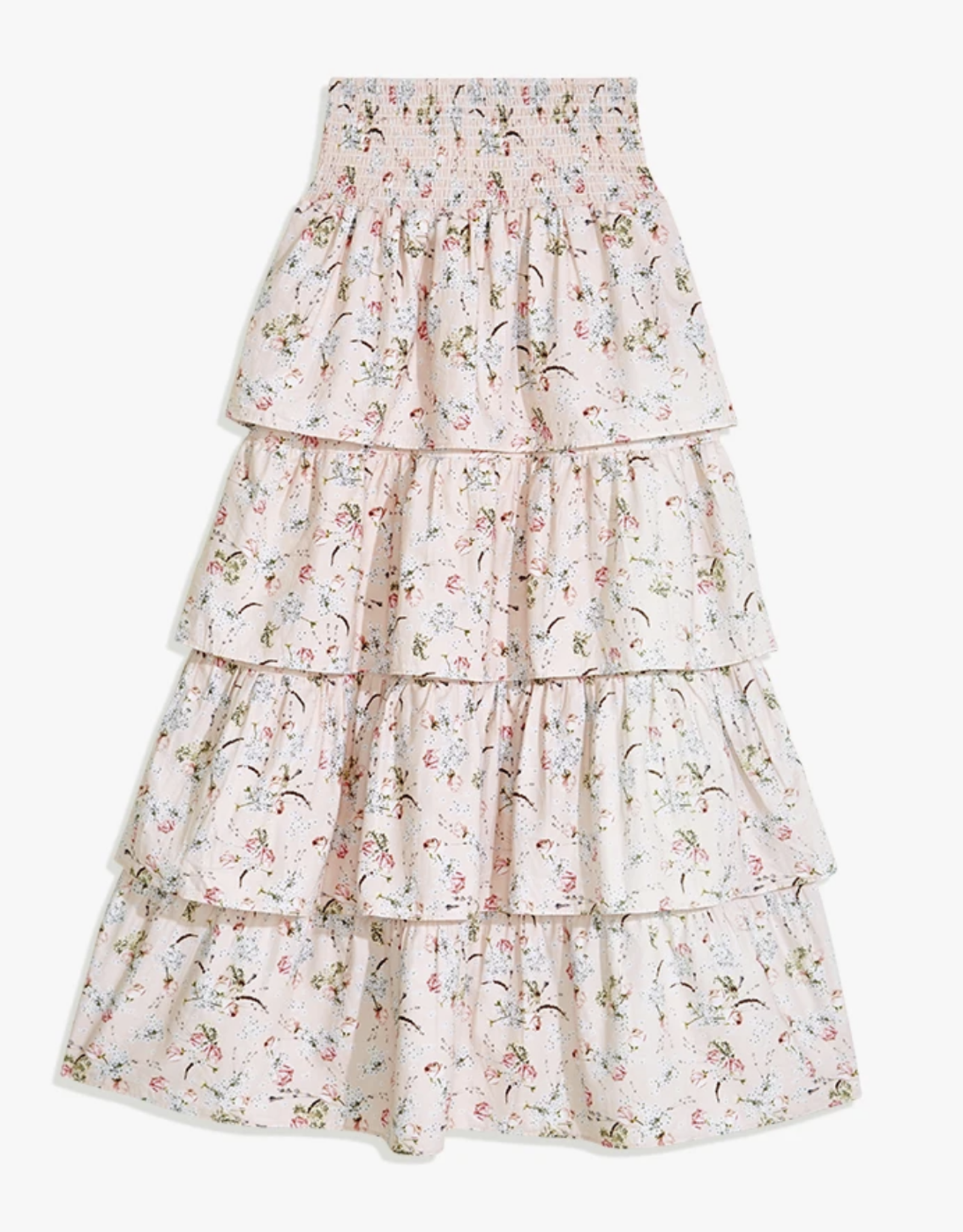 Dry Flowers Evening Sand Paloma Skirt