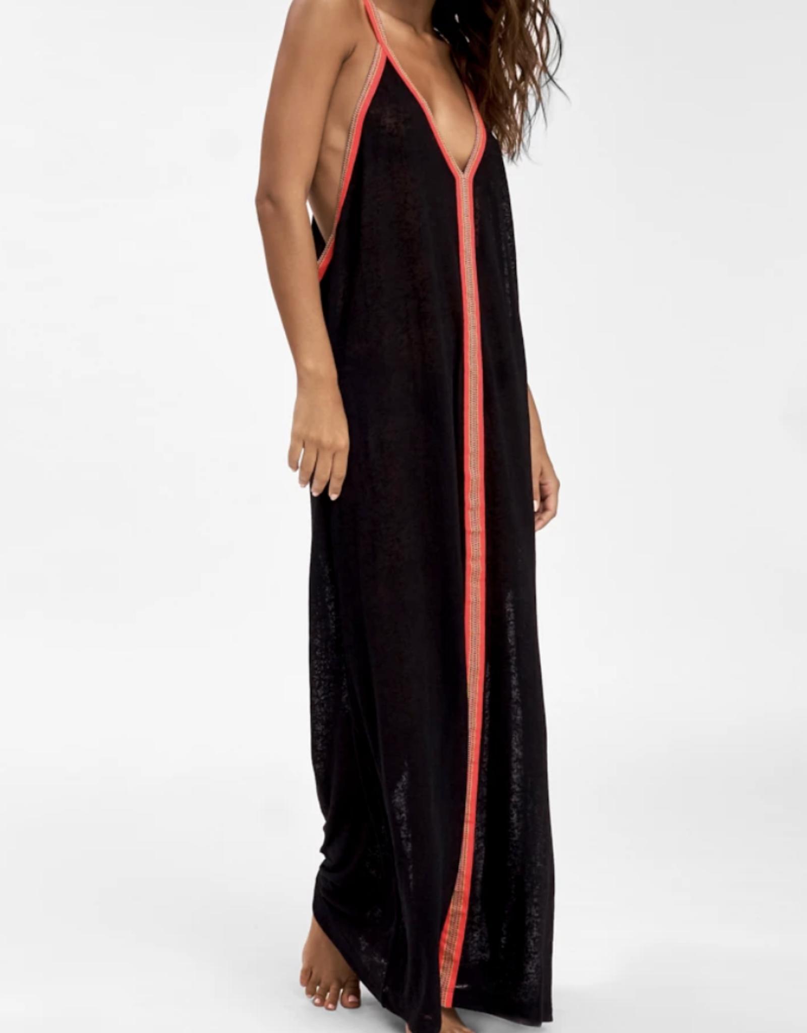 Pitusa Black Inca Sundress
