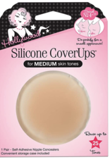 Hollywood Silicone Nipple Cover Pads O/S