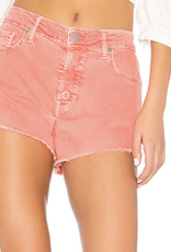 Paige Vintage Coral Reef Emmit Relaxed Shorts