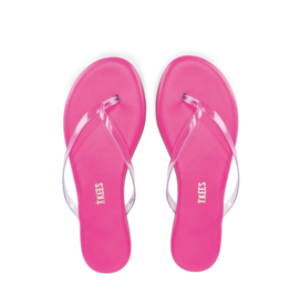 Tkees Pink Lil Clear Neon