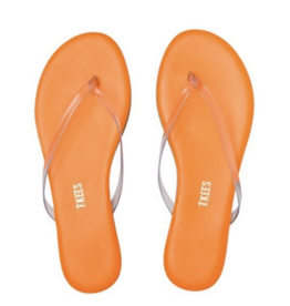 Tkees Orange Lil Clear Neon