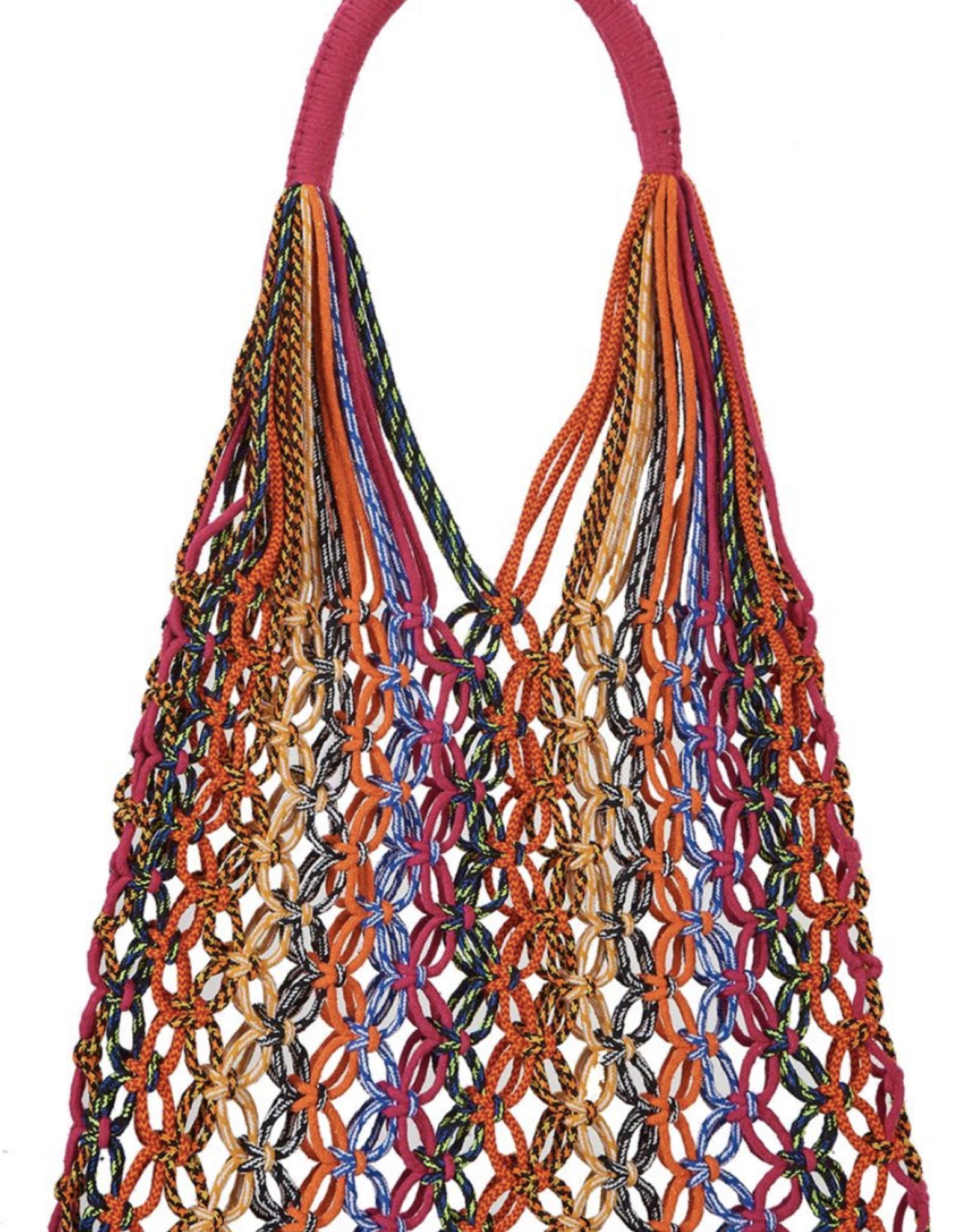 Nannacay Multicoloured Astrid Bag