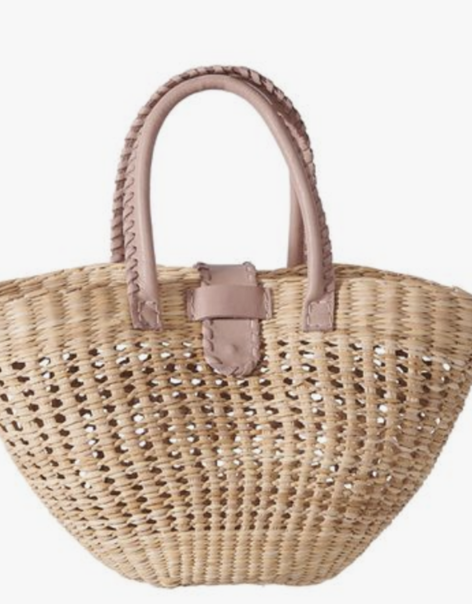 Nannacay Natural Sandalo Seychelles Bag