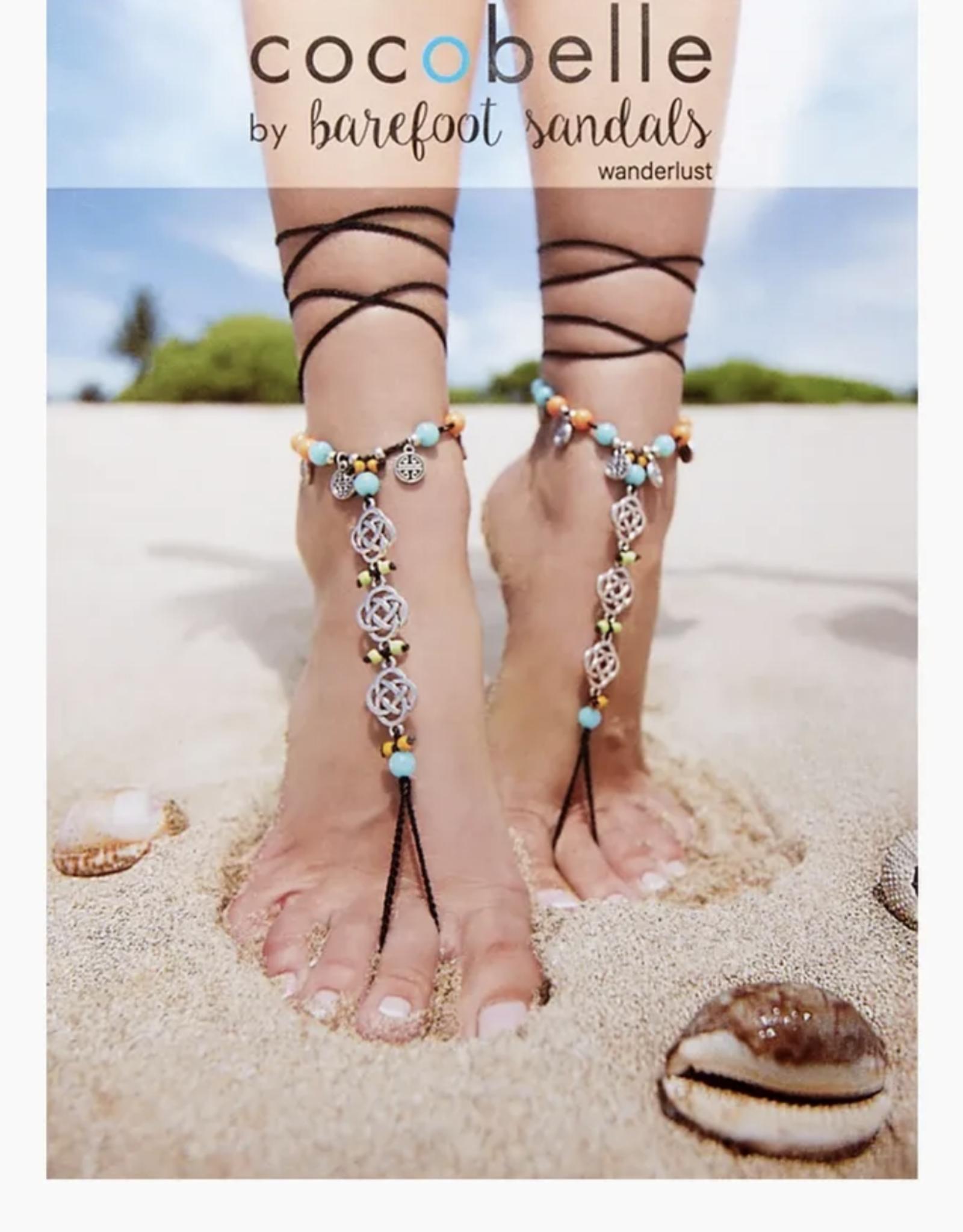 Cocobelle Barefoot Sandal