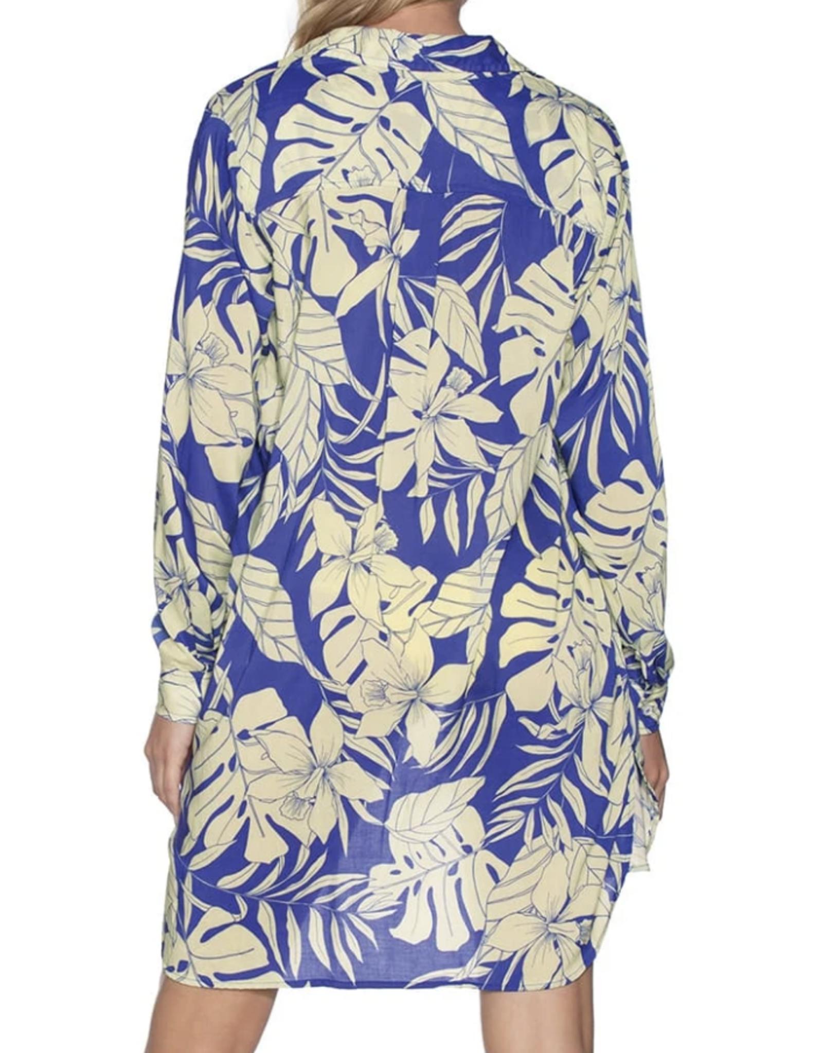 Maaji Serene Breeze Long Shirt