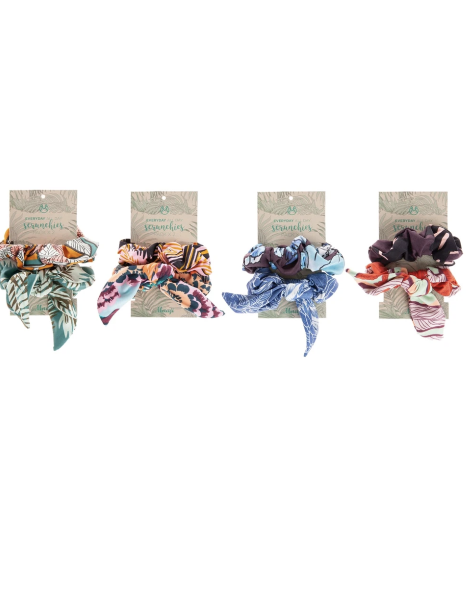 Maaji Assorted Scrunchies