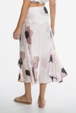 Peony Soiree Mid Skirt