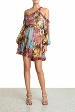 Zimmermann Spliced Fiesta Playsuit