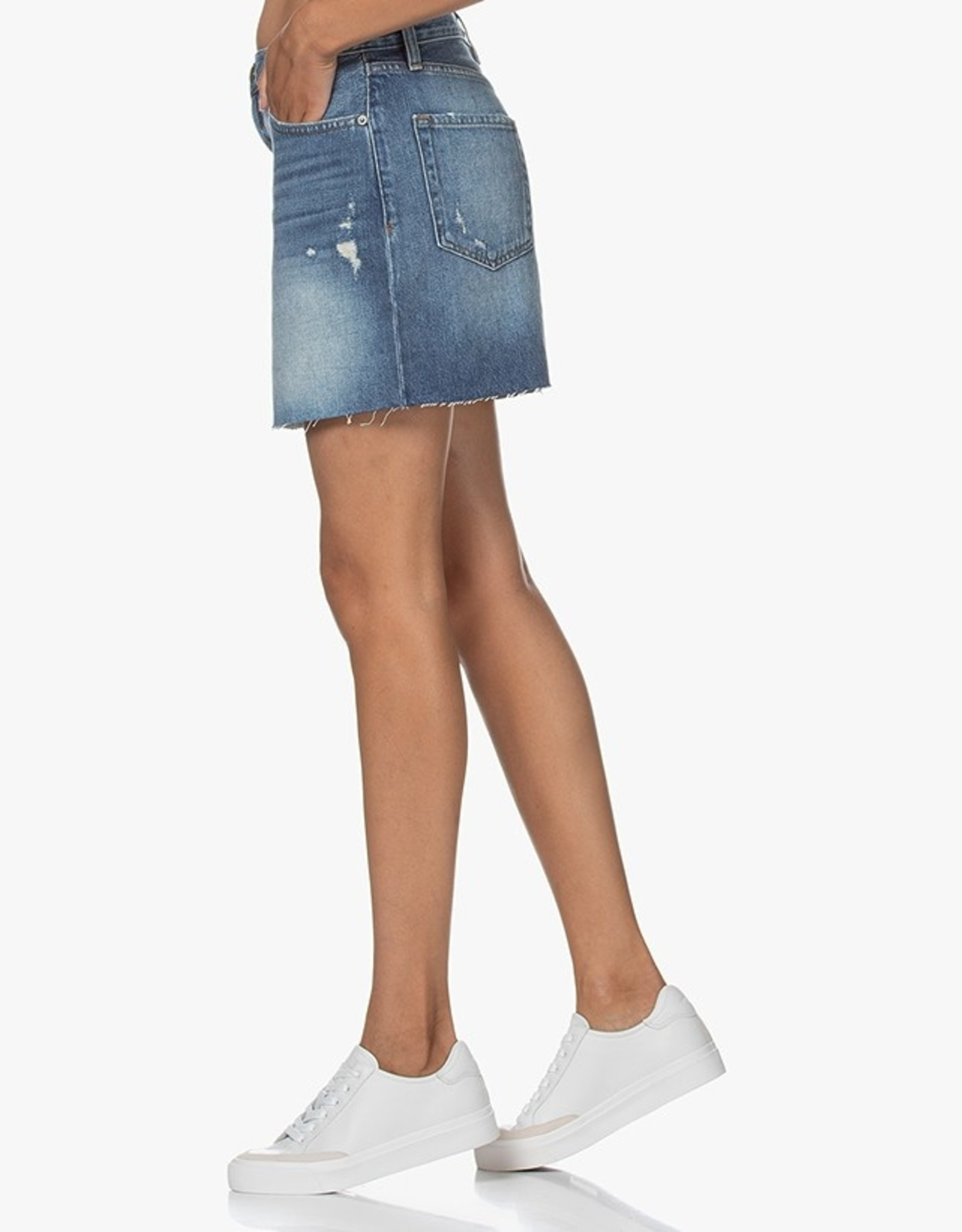 Frame Whitmore Soho Le Mini Skirt