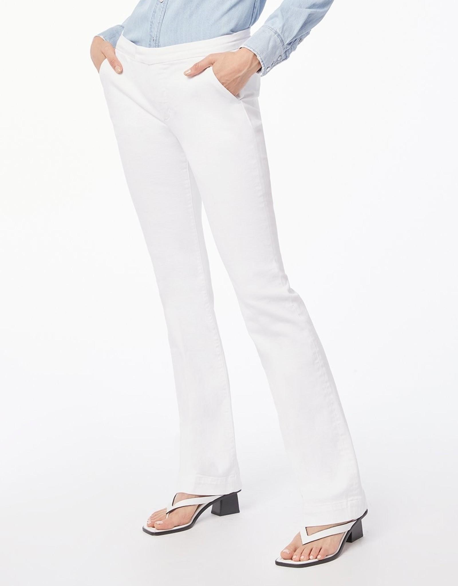Frame Blanc Le Serge Trouser