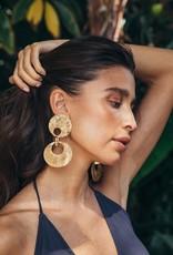 Cult Gaia Saffaron Cosima Earring