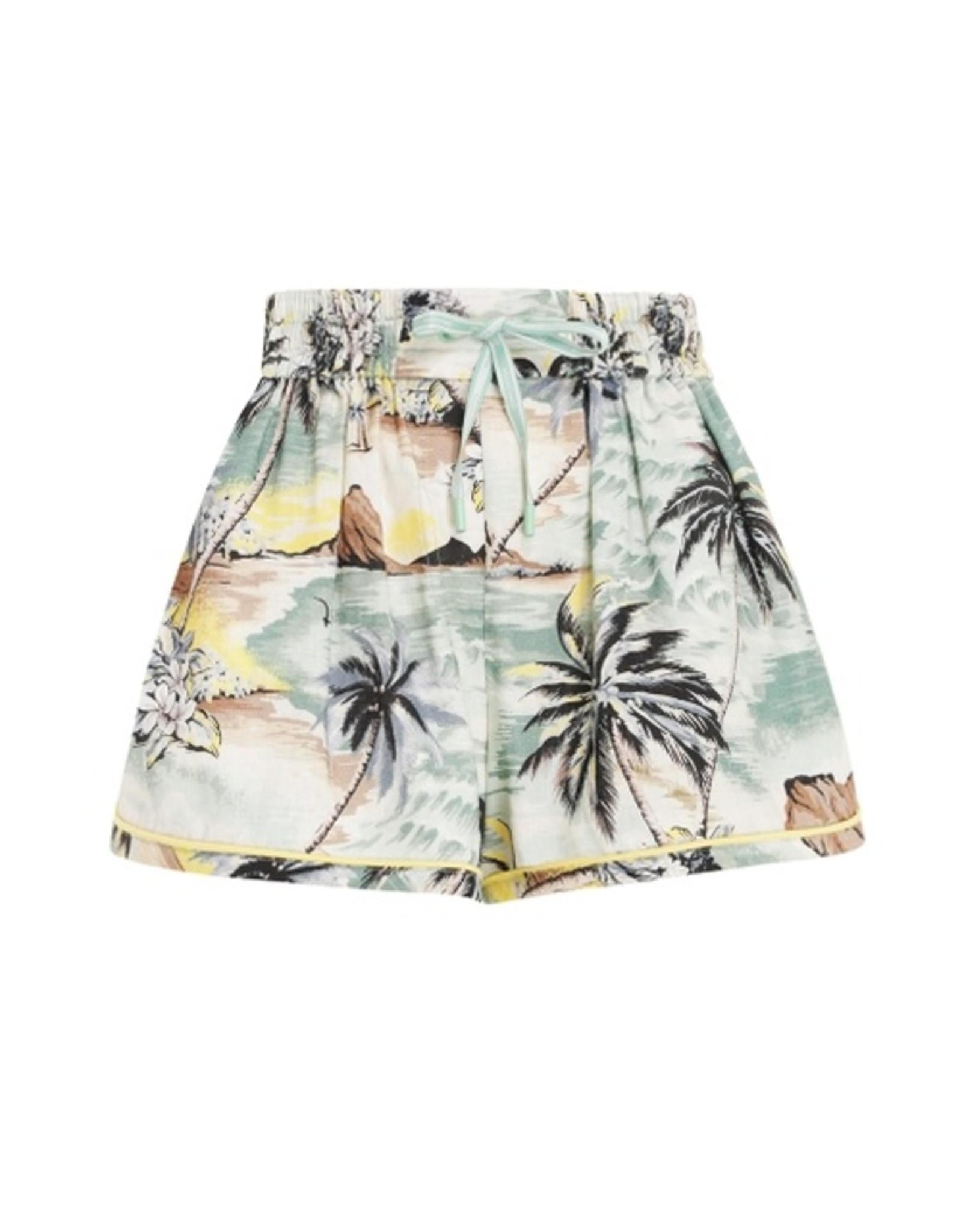 Zimmermann Jade Island Short