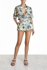 Zimmermann Jade Island Juliette Shirt