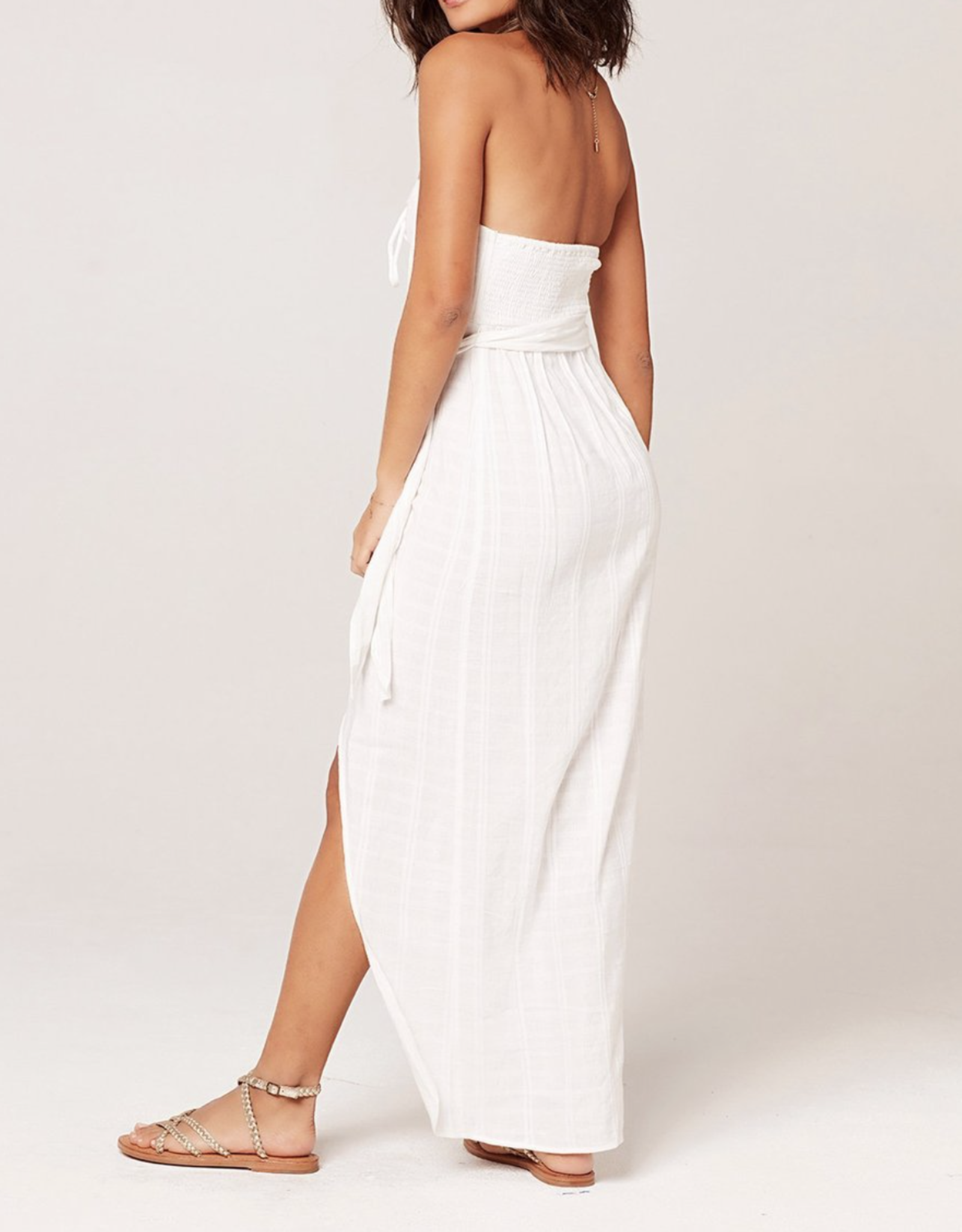 LSpace White Solana Cover-Up