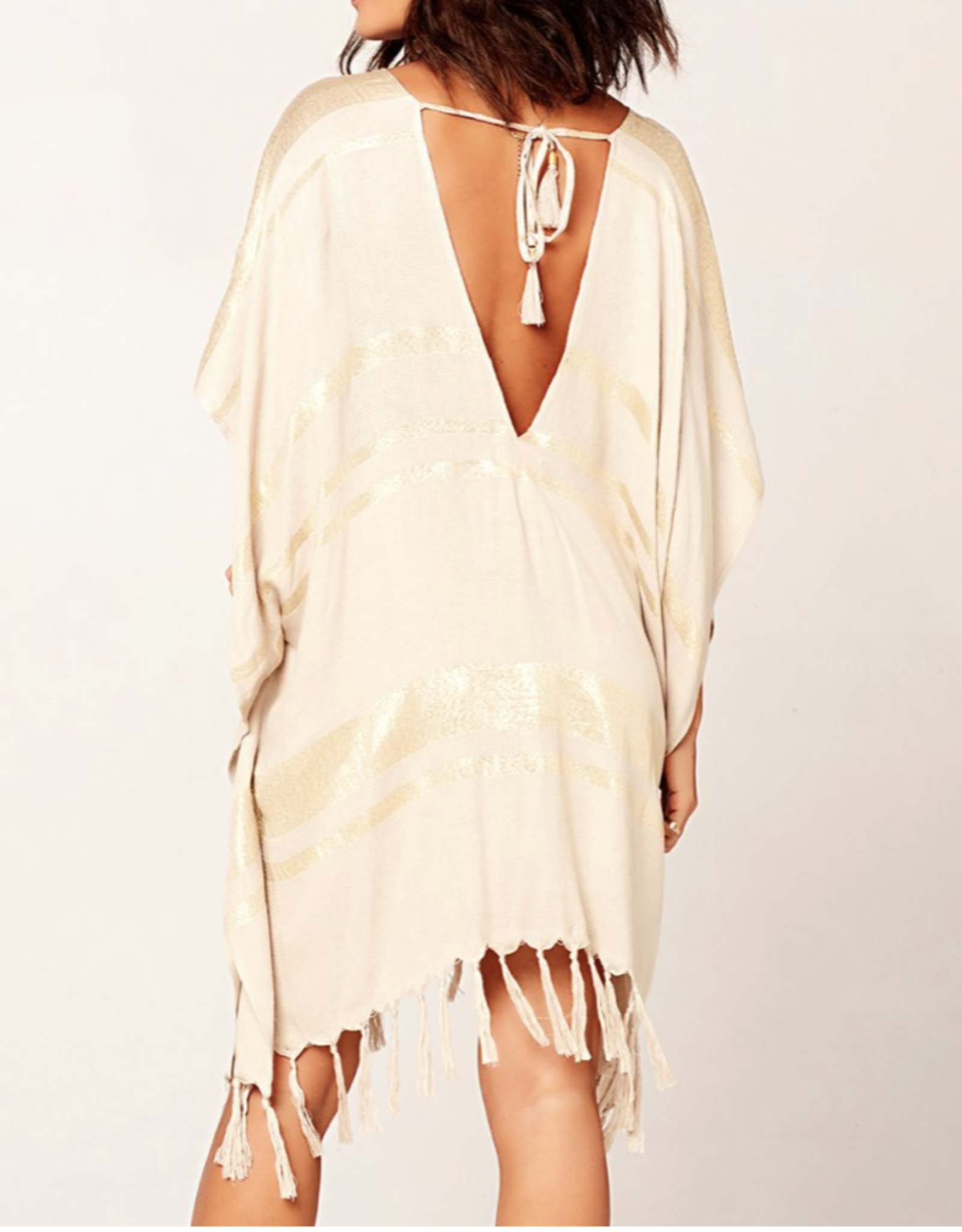 LSpace Cream Seaport Cover-UP