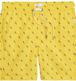 "Onia Charles Trunk 7"" Vibrant Yellow"