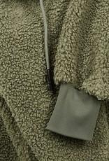 Varley Berea Half Zip Grey