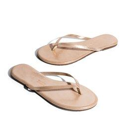Tkees Glitters Pink Pearl Sandals