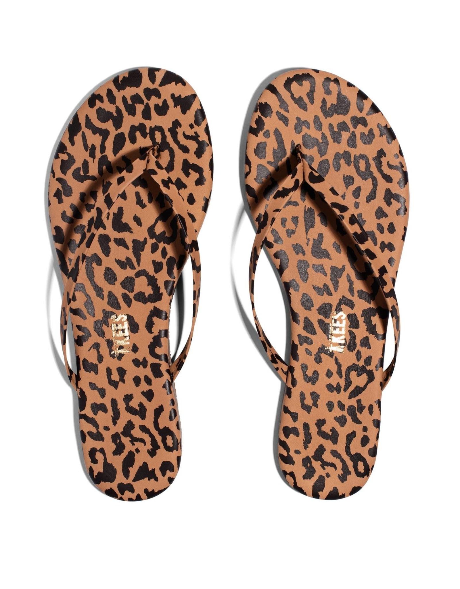 $2,117 MXN Tkees Studio Exotics Cheetah Sandals