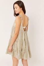 Solid & Stripe The Parker Dress Miami Stripe