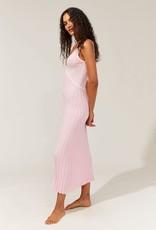 Solid & Striped The Aubrey Dress Cloud Pink