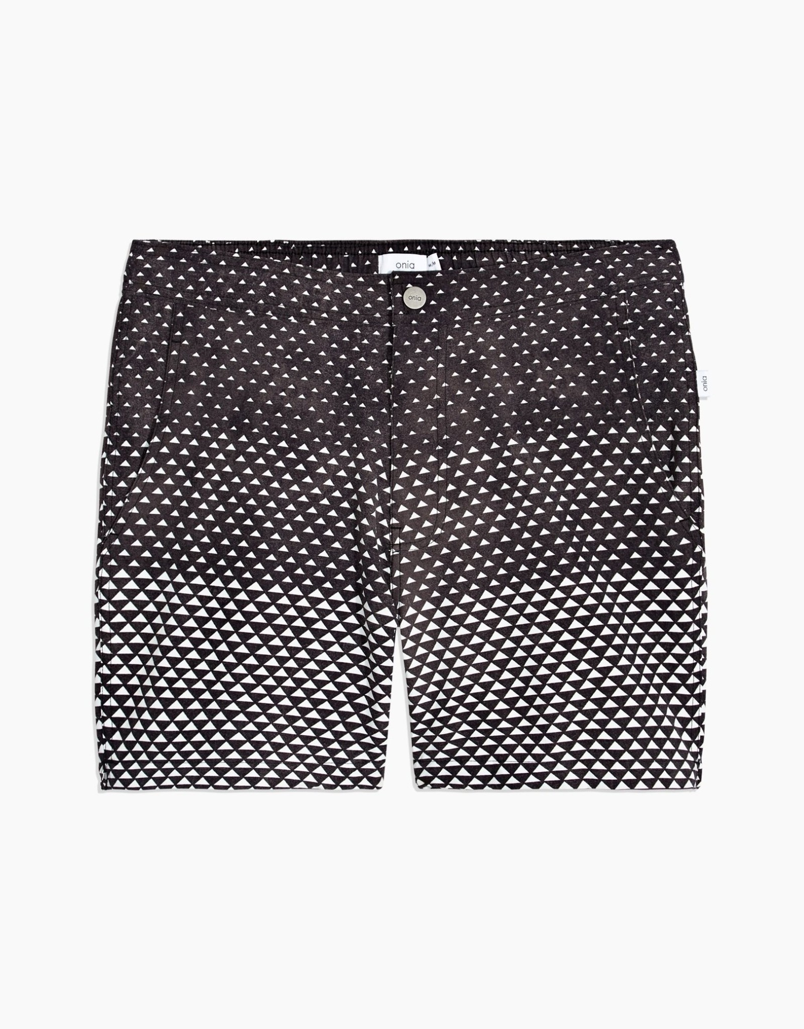 Onia Men Calder 6E Black Triangle Gradient