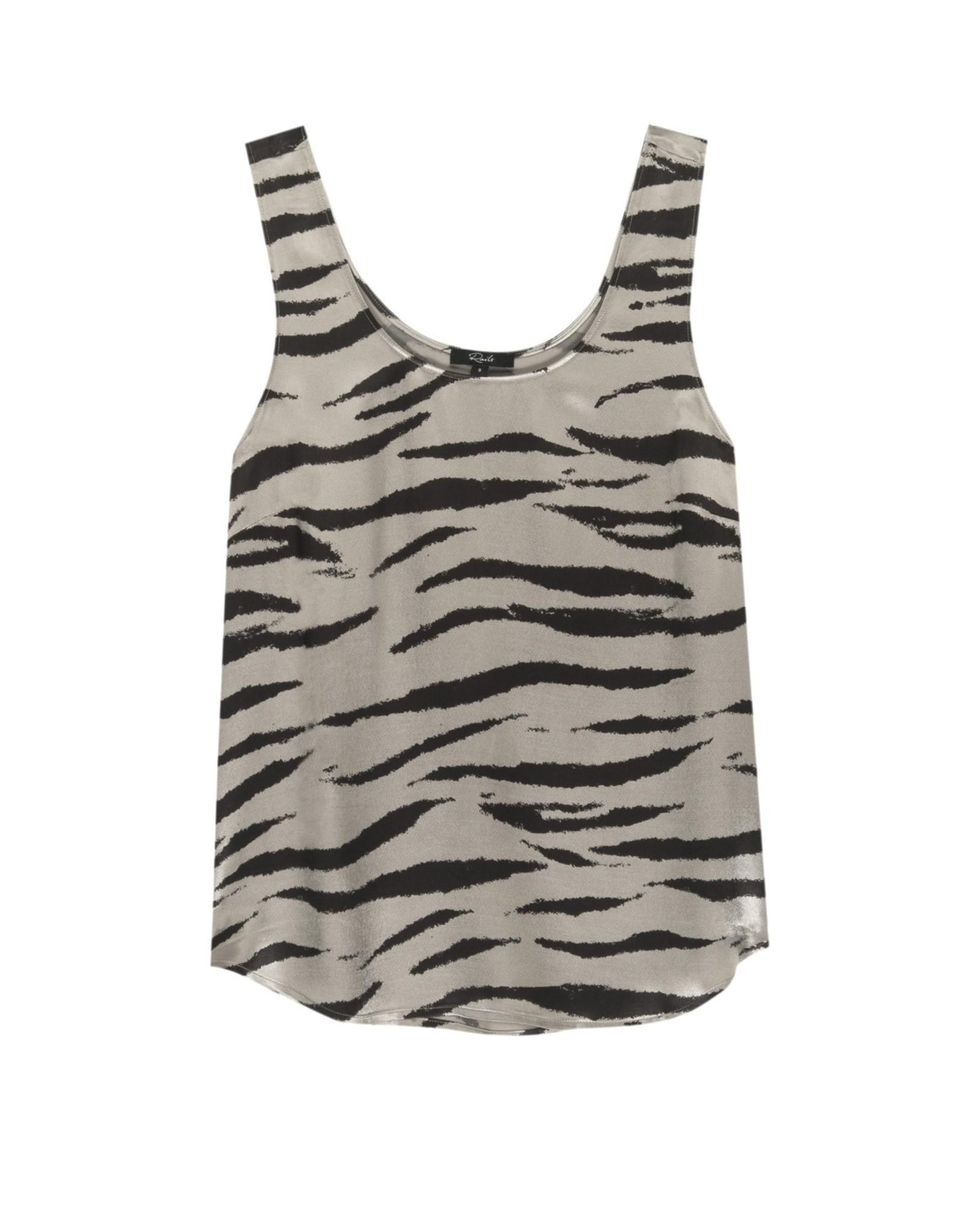 Rails Ida Beige Watercolor Tiger
