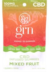 Be Organics GRN Gomitas 10mg