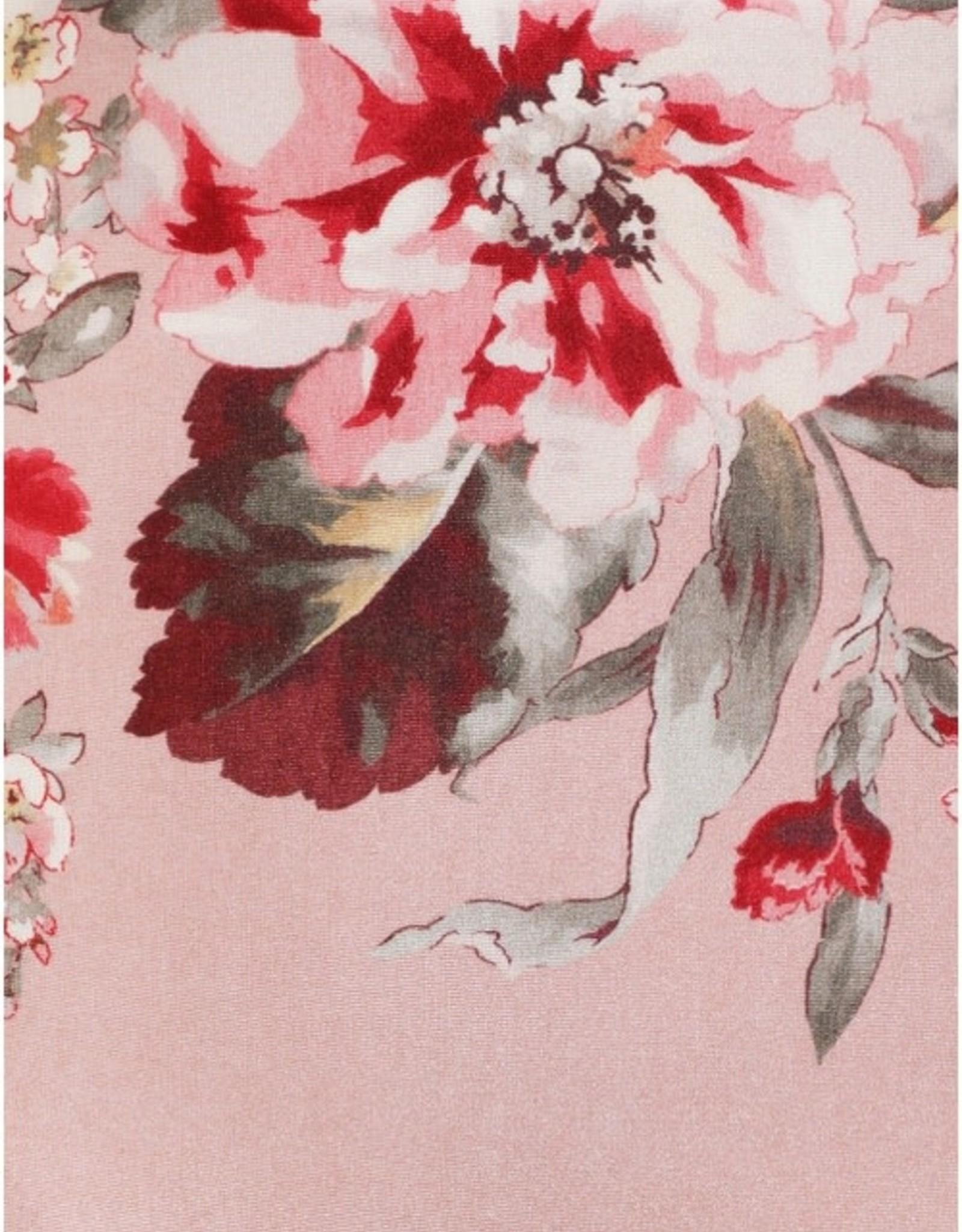 Zimmermann Cassia Balconette Bra & V Pant Musk Floral
