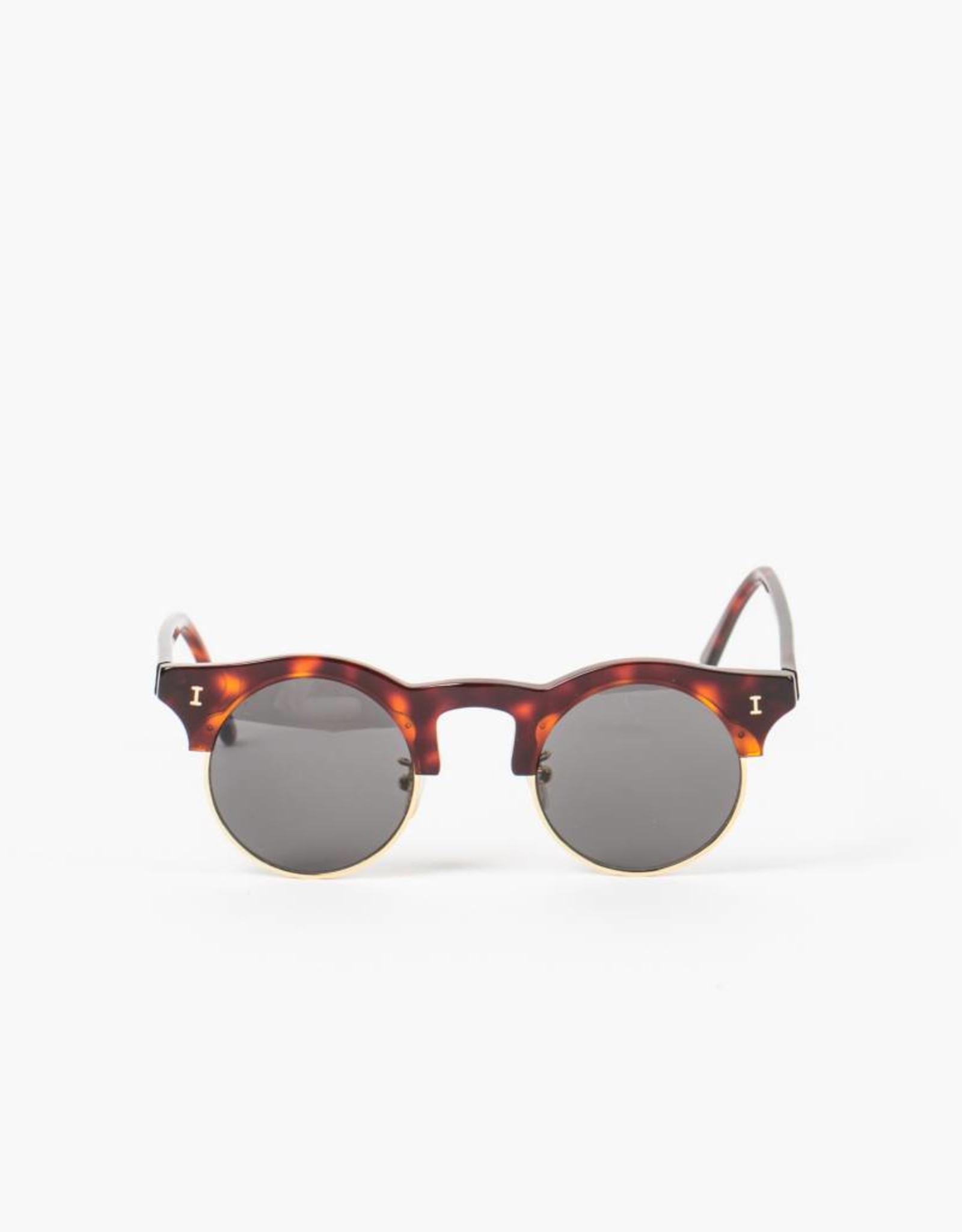 Illesteva Corsica Havana Brown Sunglasses